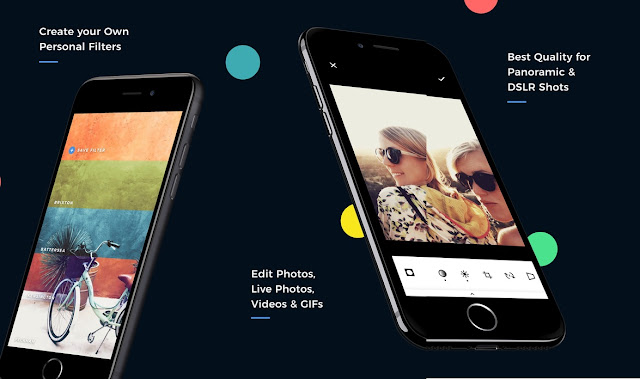 infltr app iPhone