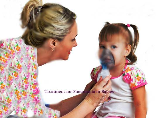 Treatment for Pneumonia in Babies