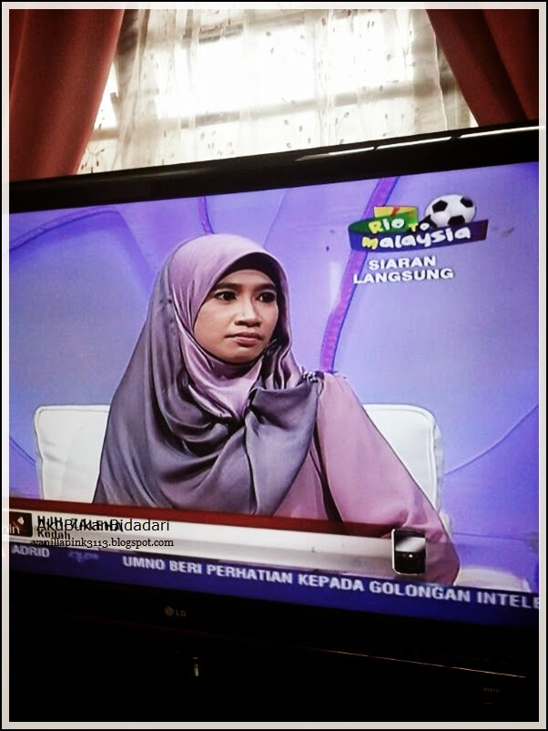 FEATURED in FEMININ TV1