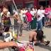 Mujer golpea y desnuda a joven por meterse con su marido en China
