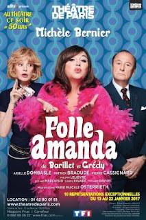 Folle Amanda - Au Théâtre Ce Soir 50 ans