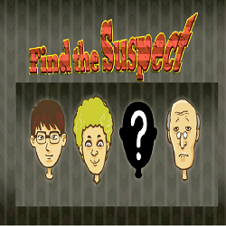 Find the Suspect (Memory Game)
