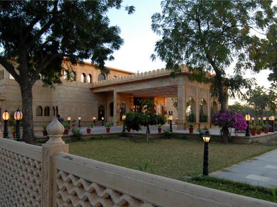 Gorbandh Palace - Jaisalmer
