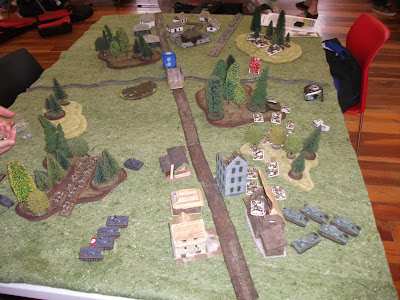 Iron Cross campaign part 1 early war.