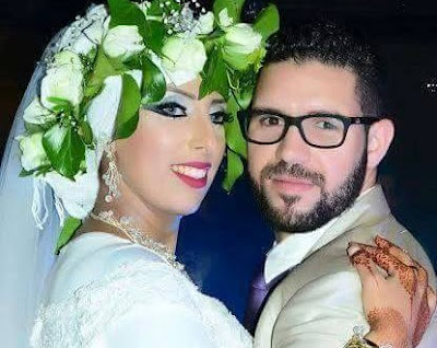 فضيحة لالة العروسة 2016 صور عرس كوبل مدينة مكناس صفاء ومحمد