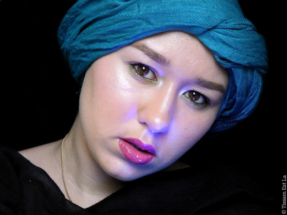 Bitch I'm Glowin' Makeup Look | The Ordinary Coverage Foundation - Primark Velvet Matte Lipstick Crayon Cherry Blossom - Makeup Revolution Vivid Baked Highlighter Pink Lights - Zoeva Café Eyeshadow Palette