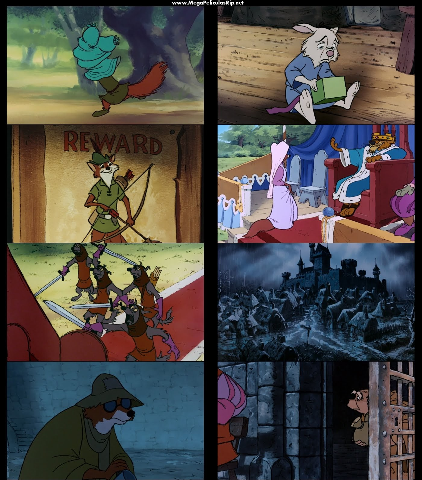 Robin Hood 1973 1080p Latino