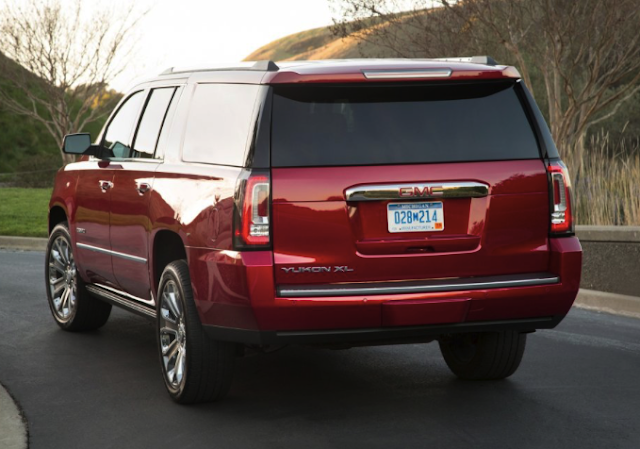 Car And Driver GMC Yukon XL Denali 4WD 8-Speed Automatic Review