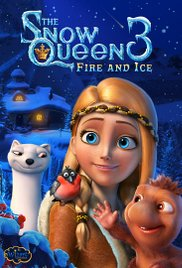 Nonton The Snow Queen 3 fire and ice (2016)