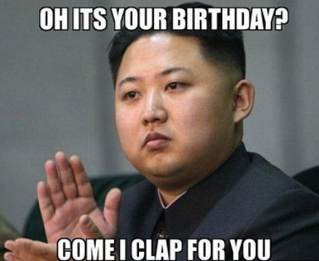 Funny Meme For Girl : Funny happy birthday memes for *{guys kids sister & husband
