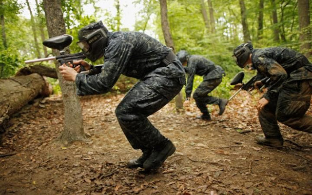 Tips dan Trik Bermain Paintball