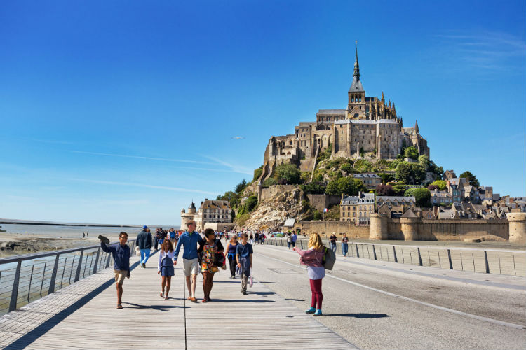 cheap taxi cabs for mont st michel tours