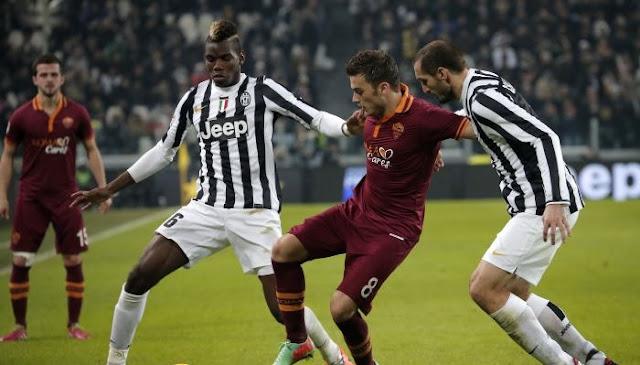 Roma vs Juventus en vivo