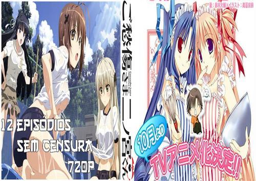 Goshuushou-sama Ninomiya-kun (Sem Censura) Torrent - HDTV