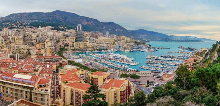 21. Monte Carlo, Monaco - 30 Best and Most Breathtaking Cityscapes