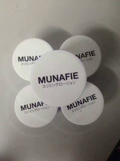 MUNAFIE SLIMMING LOTION