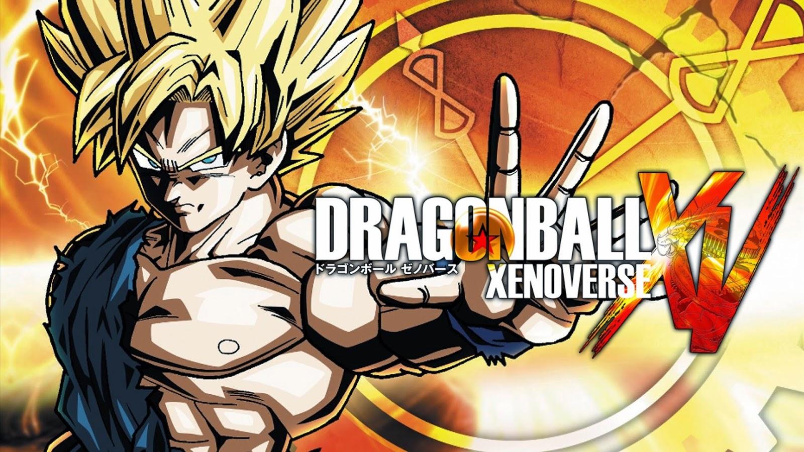 Dragon Ball XenoVerse Save Game Unlock All