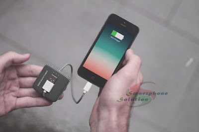 cara agar baterai android cepat penuh