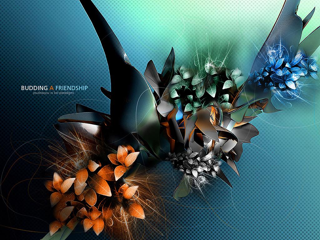 Flower Wallpaper HD: 3D Flower Wallpapers