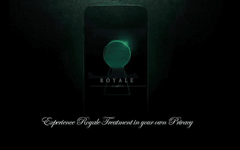 Royqueen Royale with fingerprint scanner teased