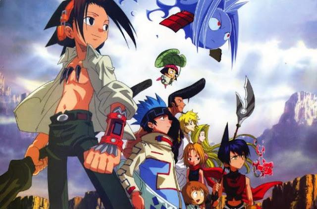 Daftar Film Anime Mirip Fairy Tail - Shaman King
