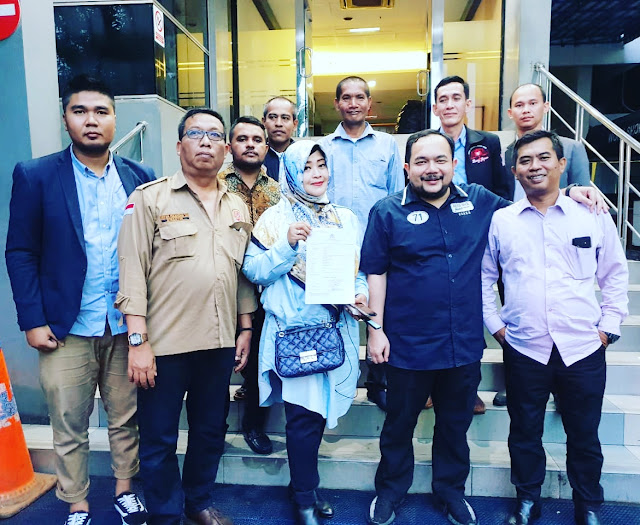Difitnah Politisasi Aksi Bela Tauhid, Fahira Idris Laporkan Presidium Japri