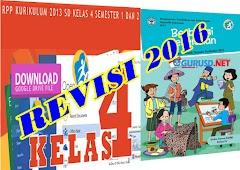 RPP Kelas 4 Revisi 2016 KD Baru K13 Semua Tema dan Sub Tema