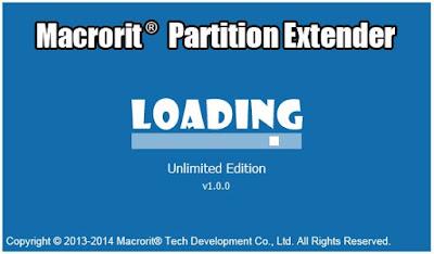 Macrorit Partition Extender v1.1.1 - full - 2017