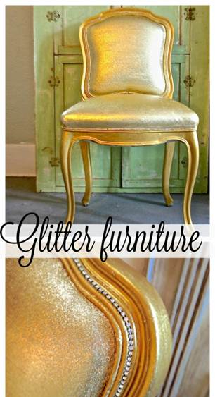 http://debisdesigndiary.com/glitter-your-furniture-yes-you-can/