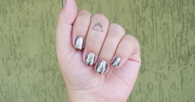 Beauty unghie effetto specchio plus kawaii plus size fashion blog - Unghie effetto specchio ...