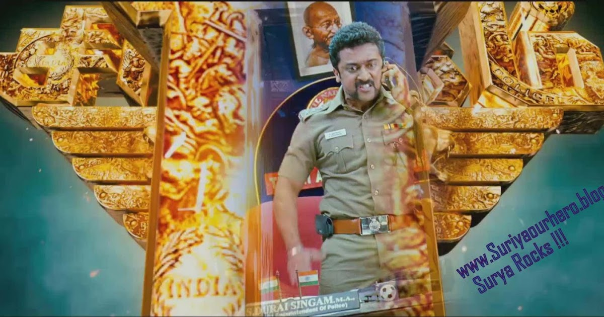 All About Surya Only About Surya: All About Surya, Only About Surya!: Singam2 Film