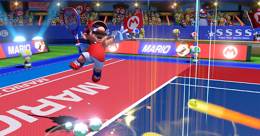 Mario Tennis Aces destined to take Nintendo's Switch's online community by storm