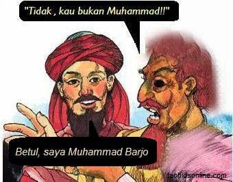 Cara Tolol Menyikapi Kartun Nabi Muhammad