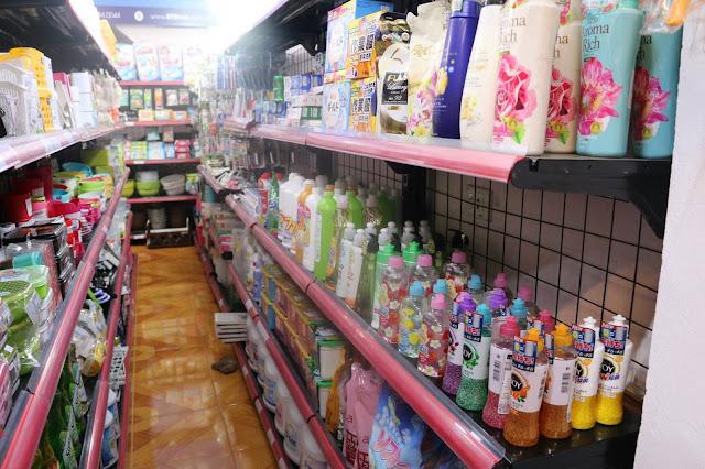 Cung cấp phân phối  hàng tạp hóa, siêu thị mini