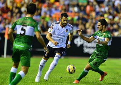Menanti Gol-Gol Negredo Di Valencia