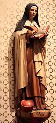 Imagem de Santa Teresa D'Ávila, foto, #1