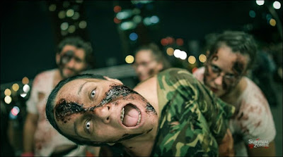 Survival Zombie en el Metro