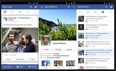 download facebook seluler