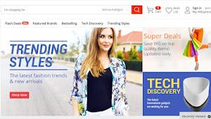 Pengalaman Beli Barang Impor melalui AliExpress Via Doku Wallet