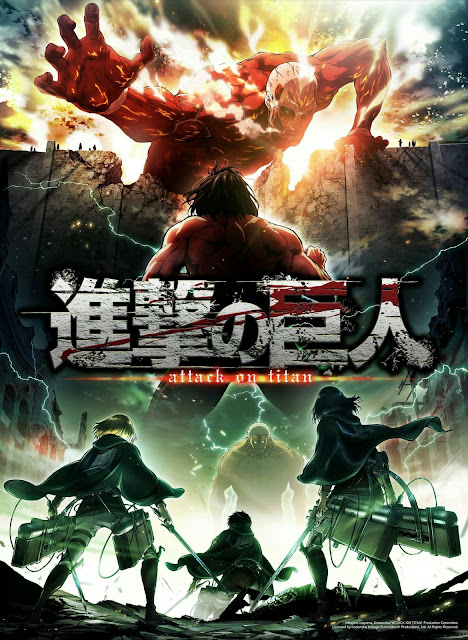 Attack on Titan Season 2 All set to Release in April 2015