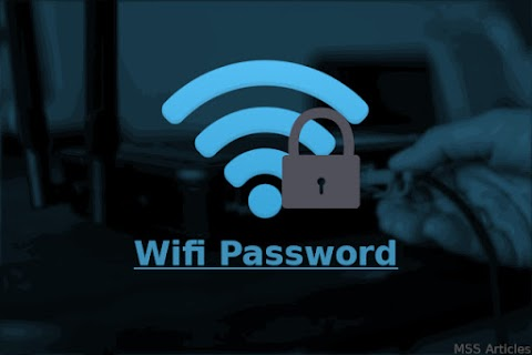 Know Password of Connected Wi-Fi [Android | NO Root]