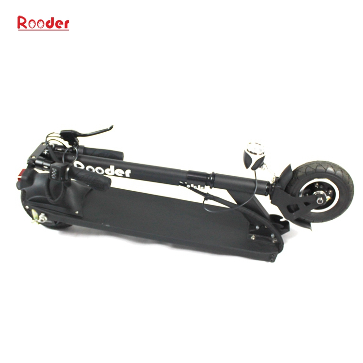 Rooder electric scooter electric kick scooter r803e with for Most powerful brushless motor
