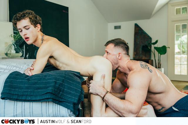 Cockyboys - Austin Wolf & Sean Ford