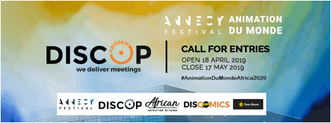 Attention Animators: Entries Now Open For Animation du Monde At DISCOP Abidjan