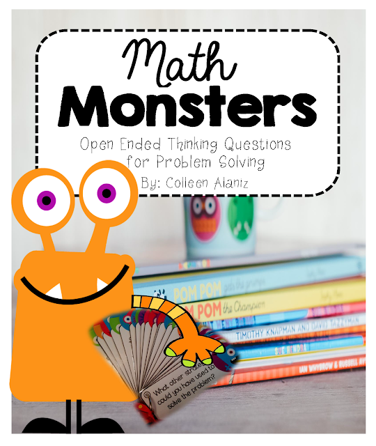 https://www.teacherspayteachers.com/Product/Math-Monsters-Open-Ended-Thinking-Questions-for-Problem-Solving-865320