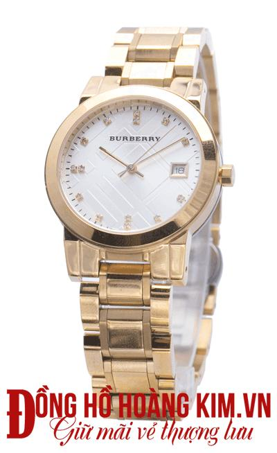 bán đồng hồ burberry nữ mới