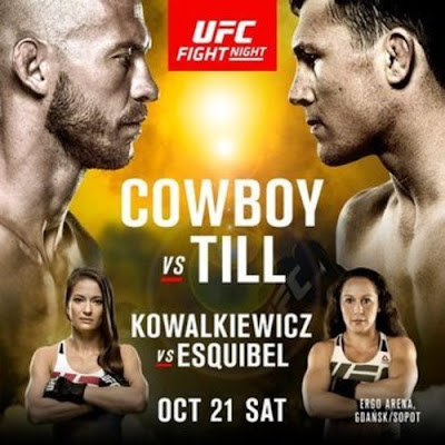 UFC Fight Night 118 Cerrone vs Till 21st October 2017 HDTV 480p 500Mb x264