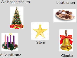 german language christmas lesson for beginners