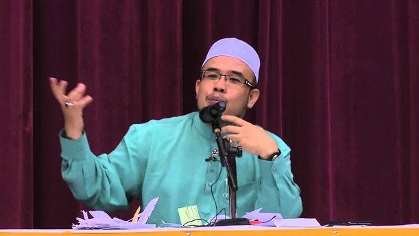 Dr. Maza Bidas Titah Sultan Johor Isu Henti Jadi Orang Arab