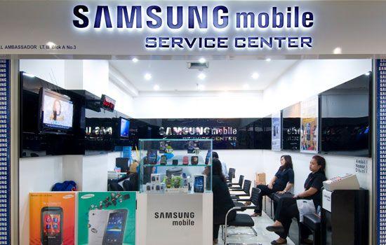 Alamat Service center Samsung di Jogja